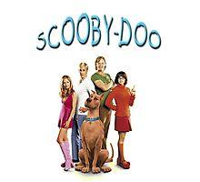 Scooby-Doo Photographic Print
