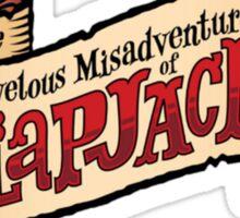 Flapjack Sticker