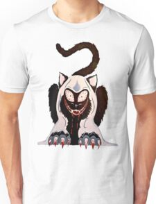 cat the killer Unisex T-Shirt
