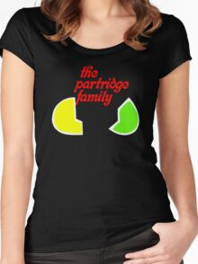 The partridge family Women's Fitted Scoop T-Shirt