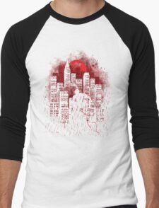 City Of Devils Men's Baseball ¾ T-Shirt