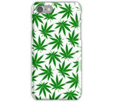 Arizona (AZ) Weed Leaf Pattern iPhone Case/Skin