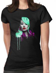 Iggy Azalea Womens Fitted T-Shirt
