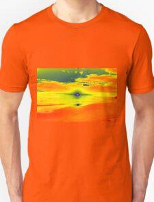 Psychedelic Sunset Unisex T-Shirt