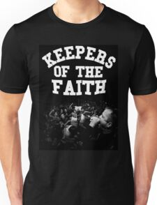 Keepers Of The Faith Unisex T-Shirt