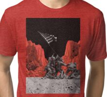 The Mars War Tri-blend T-Shirt