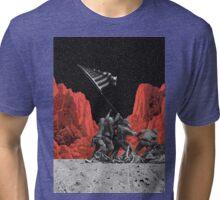 The Mars War Tri-blend T-Shirt