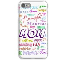 MOM iPhone Case/Skin