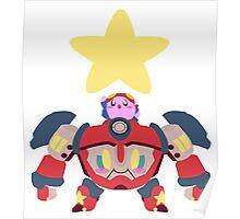 Kirby Lagann Poster
