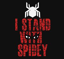 I Stand With Team Spidey - New Spiderman Logo Unisex T-Shirt
