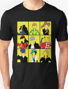Persona 4 golden cast T-Shirt