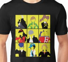 Persona 4 golden cast Unisex T-Shirt