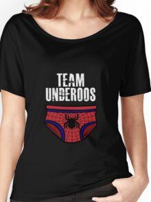 Team Underoos - Spiderman Civil War Women's Relaxed Fit T-Shirt