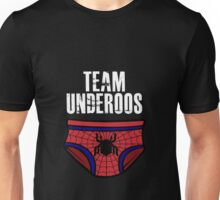 Team Underoos - Spiderman Civil War Unisex T-Shirt