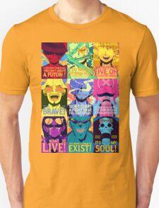 One Piece Crew Unisex T-Shirt