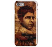 It Aint Arrogance - Noel Gallagher - Oasis iPhone Case/Skin