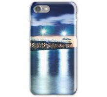 Grange Jetty: South Australia in the summertime iPhone Case/Skin
