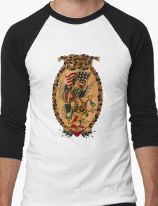 Miss USA Men's Baseball ¾ T-Shirt