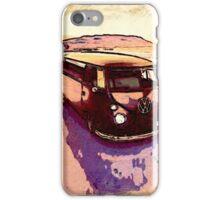 Vintage Sand Dune iPhone Case/Skin