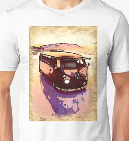 Vintage Sand Dune Unisex T-Shirt