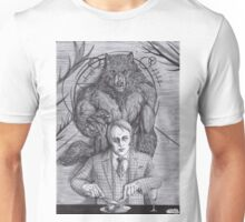 Werewolf gourmet Unisex T-Shirt