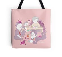 Dojima Family Bonding Time Tote Bag