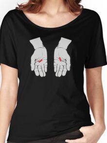 Red Pill, Red Pill Women's Relaxed Fit T-Shirt