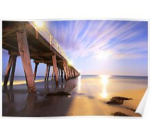 Grange Jetty South Australia Poster