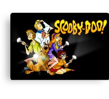 Scooby-Doo! Canvas Print