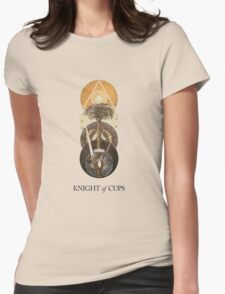 knight of cups Womens Fitted T-Shirt
