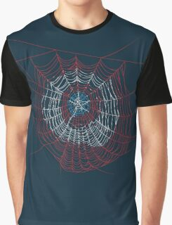 Spider America Graphic T-Shirt