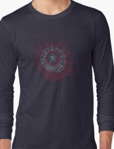 Spider America Long Sleeve T-Shirt