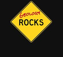 Geology Rocks - Red Zipped Hoodie
