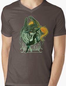 Midna's Mirror Mens V-Neck T-Shirt