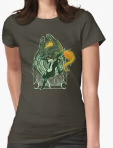 Midna's Mirror Womens Fitted T-Shirt