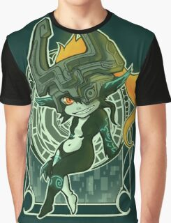 Midna's Mirror Graphic T-Shirt