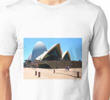 Space, Time and Architecture Unisex T-Shirt