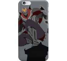 Balance is weakness iPhone Case/Skin