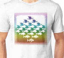 Souvenir from Netherlands:  Escher Unisex T-Shirt