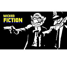 Wicked Fiction Photographic Print