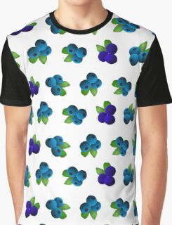 Blueberries Graphic T-Shirt