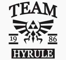 Team Hyrule One Piece - Short Sleeve