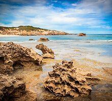 Sorrento Seascape by Chris Kean