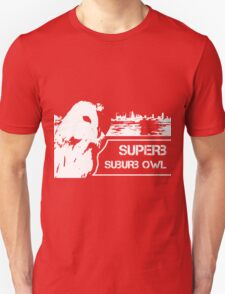 Superb Suberb Owl Unisex T-Shirt