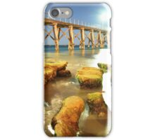 Port Noarlunga Jetty - South Australia iPhone Case/Skin