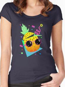 Piña Coolada Women's Fitted Scoop T-Shirt