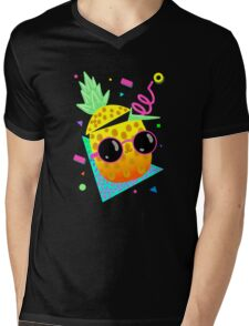 Piña Coolada Mens V-Neck T-Shirt