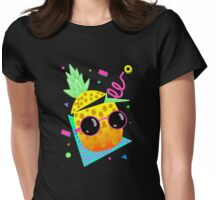 Piña Coolada Womens Fitted T-Shirt