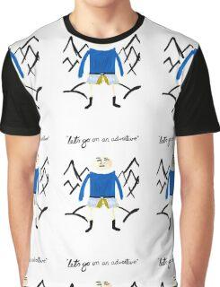 Finley the Adventurer Graphic T-Shirt
