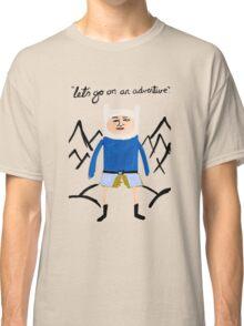 Finley the Adventurer Classic T-Shirt